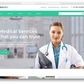 health-free-template