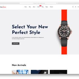 timezone-free-template